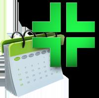 Calendario turni farmacie