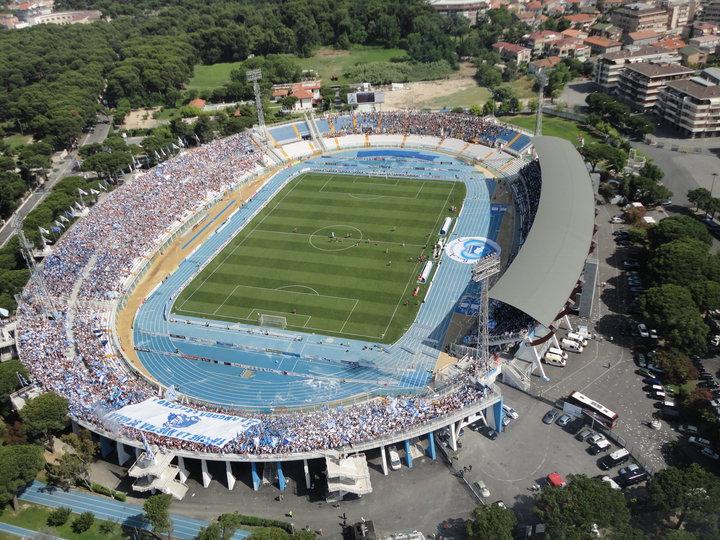 Stadio Adriatico – Giovanni Cornacchia