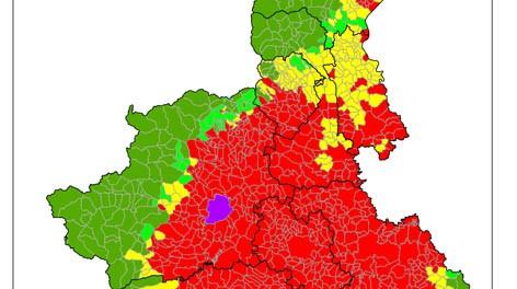 Siccità E Inquinamento La Mappa Dei Pm10 Di Arpa Piemonte