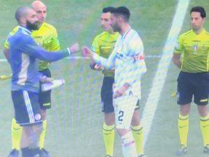 Alessandria vs Pro Vercelli