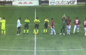 Pro Vercelli vs Pontedera