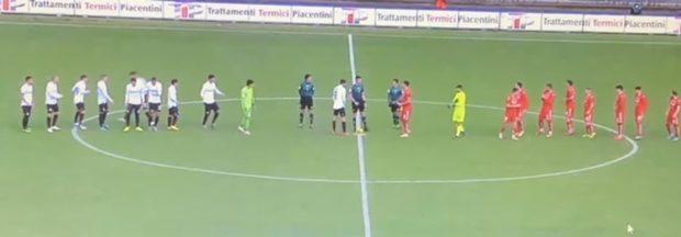 Piacenza vs Pro Vercelli