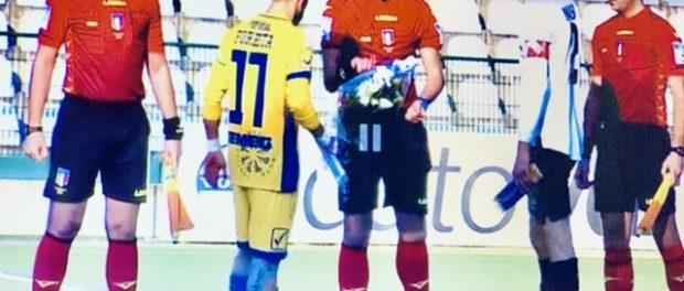 Pro Vercelli vs Carrarese